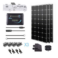 Renogy 300-Watt 12V Solar RV Kit