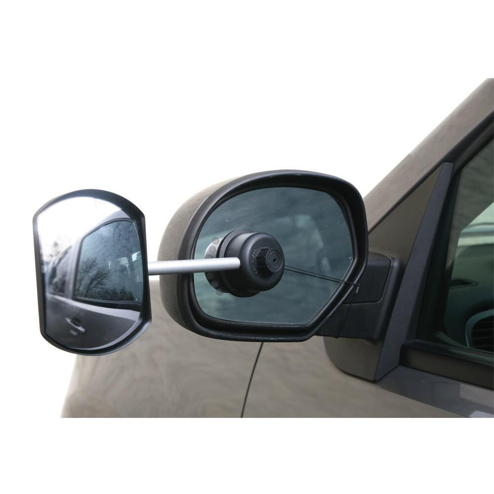 Camco 25663 Tow-N-See Flat Mirror