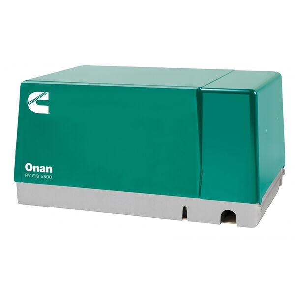 Cummins Onan RV Generator Quiet Gasoline Series RV QG 5500