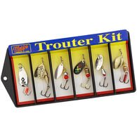 Mepps Trouter Kit Plain Lure Assortment