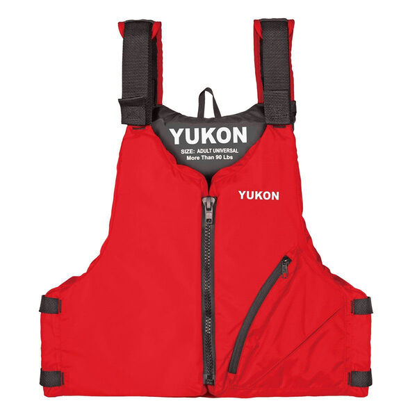 Yukon Base Adult Paddle Life Vest