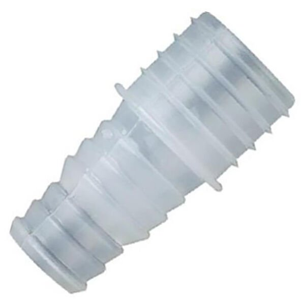 Rule Double-Stepped Plastic Hose Adaptor