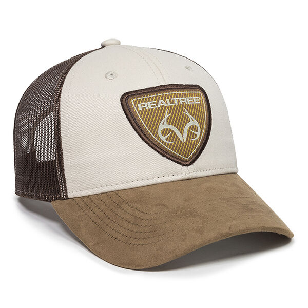 Realtree Old School Patch Mesh-Back Cap