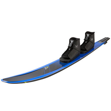 HO TX Slalom Waterski With Double Free-Max Bindings