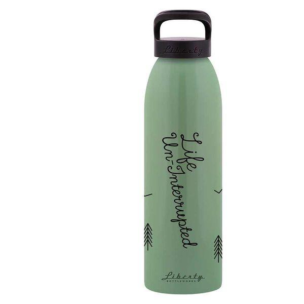 Liberty Bottle, Life Uninterrupted