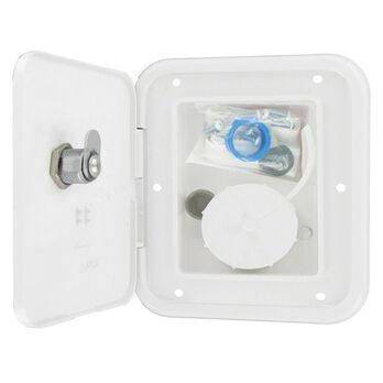 Water Hatch with Key Lock