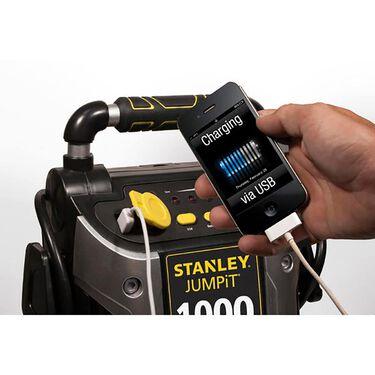 Stanley Peak Jump Starter with Compressor