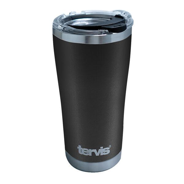 Tervis® Stainless Steel Tumbler, 20 oz. Black Powder Coat