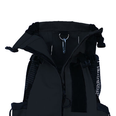 K9 Sport Sack AIR, Extra Small, Jet Black