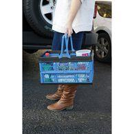 Folding Shopping Basket