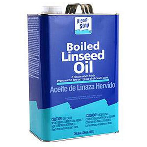 Klean-Strip Boiled Linseed Oil, Gallon
