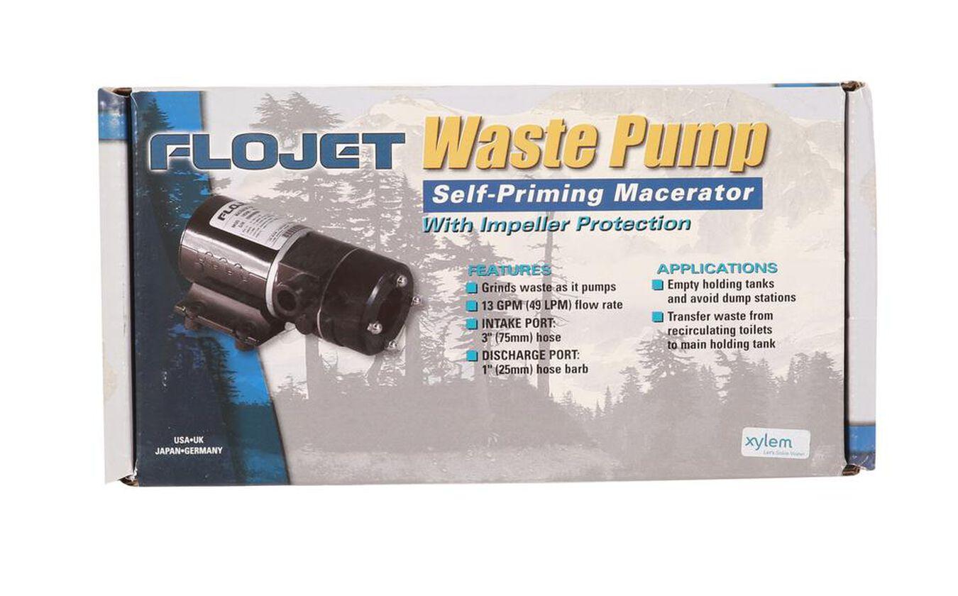 Flojet Macerator Pump Camping World
