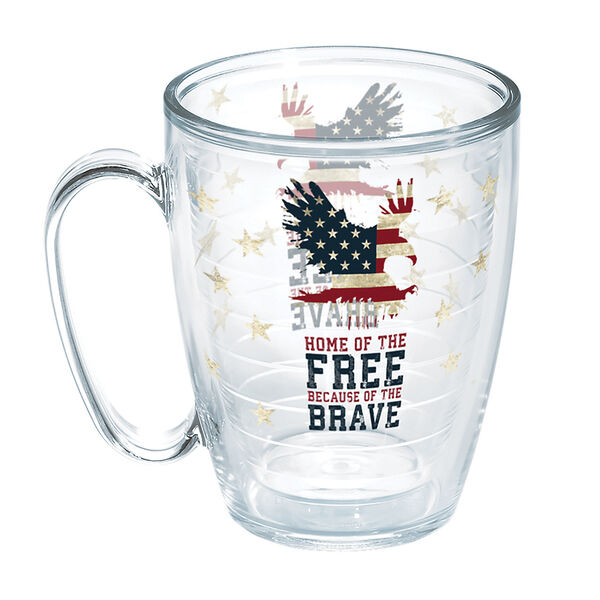 Tervis® Mug, 16 oz. Home of the Free