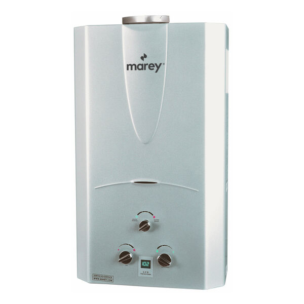 Marey Power 16L Natural Gas Tankless Water Heater, 4.2 GPM