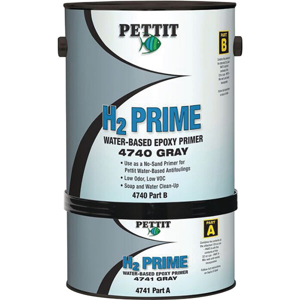 Pettit H2 Prime Epoxy Primer, Quart