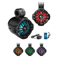 "Boss Audio B62RGB 6.5"" Amplified Bluetooth ATV/UTV/Waketower Audio System"