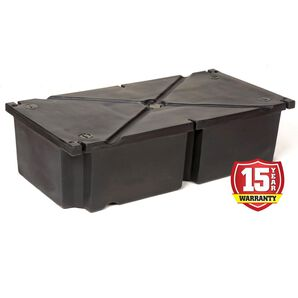 Dockmate Float Drum 12''H x 2' x 4'