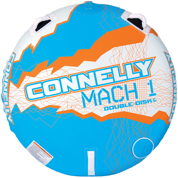 Connelly Mach 1-Person Towable Tube