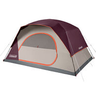 Coleman Skydome 8-Person Camping Tent, Blackberry