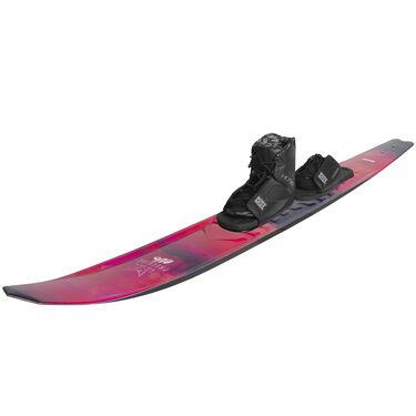 HO Women's Freeride EVO Slalom Waterski w/Free-Max Binding & Adjustable Rear Toe