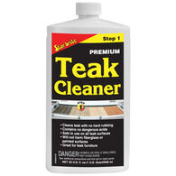 Star Brite Premium Teak Cleaner, 16 oz.