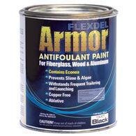 Aquagard Armor Bottom Paint, Quart, Black