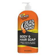 Dead Down Wind Body & Hair Soap, 32 oz.