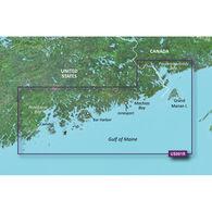 Garmin BlueChart g2 Vision HD Cartography, North Maine