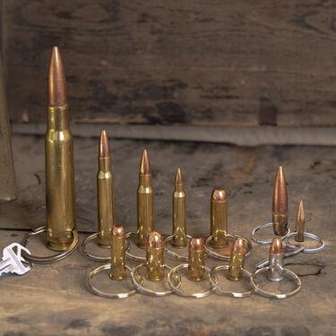 Lucky Shot USA 30-06 Bullet Keychain