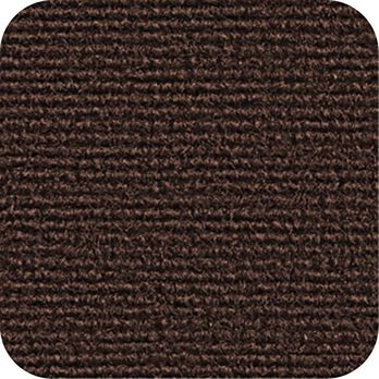 """Outrigger RV Step Rug,  18"""", Brown"""