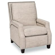 Peyton Fabric Recliner, Malin Button Jar