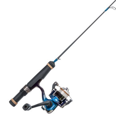 Frabill Panfish Popper Ice Fishing Spinning Combo