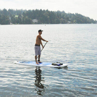 "Connelly Highline 10'6"" Stand-Up Paddleboard With Paddle"