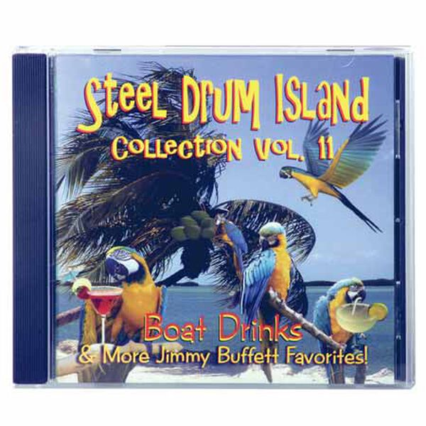 Steel Drum Island - Volume 11, More Jimmy Buffett Favorites