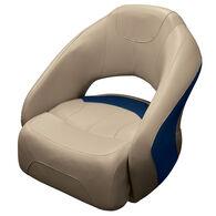 Toonmate Premium Pontoon Open-Back Flip-Up Bucket Seat