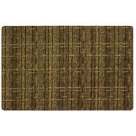 """Mohawk Gridded Crosshair Doormat, 23"""" x 36"""""""