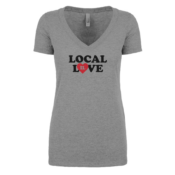 Women's Local Love IL Short-Sleeve Tee