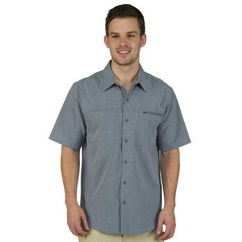 Ultimate Terrain Men's Trailhead Vented Short-Sleeve Shirt