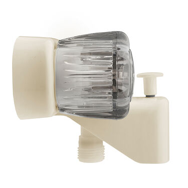 Dura Faucet RV Tub & Shower Diverter Faucet, Bisque Parchment