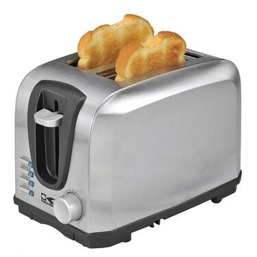 Kalorik 2-Slice Stainless Steel Toaster