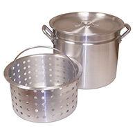 King Kooker Aluminum Pot, 100 Qt.