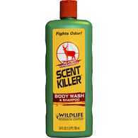 Wildlife Research Center Scent Killer Body Wash and Shampoo, 24-oz.