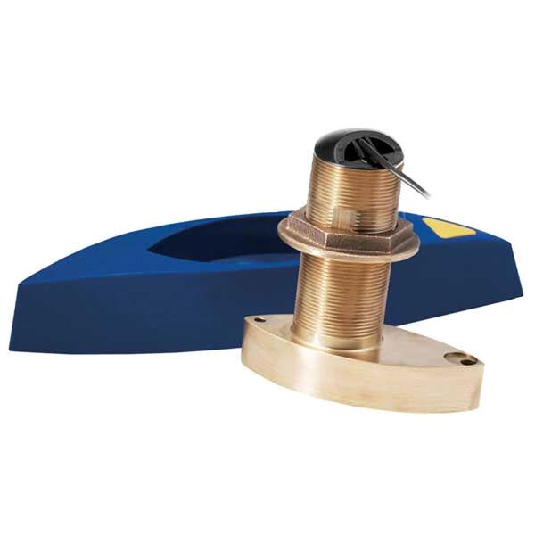 Raymarine B765LH Bronze Thru-Hull Transducer For CP450C