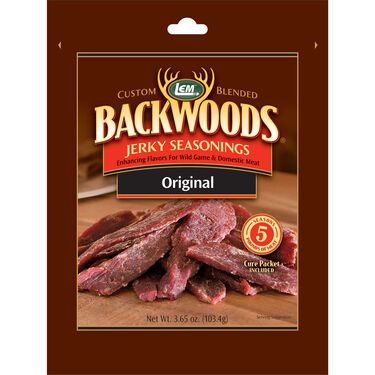 LEM Backwoods Original Jerky Seasoning, 5 lbs.