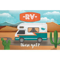 Decofoam RV There Yet Reversible Placemat