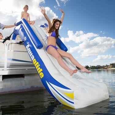 Aquaglide Freefall Pontoon Slide