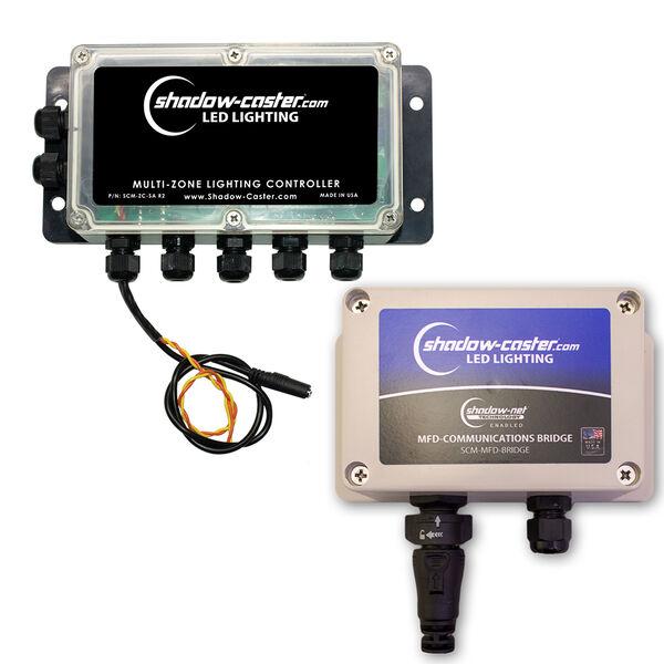Shadow-Caster Multi-Zone Controller Kit f/Garmin Ethernet