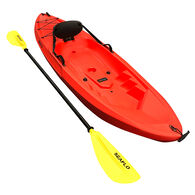 """Seaflo 8'9"""" Sit-on-Top Kayak with Paddle"""