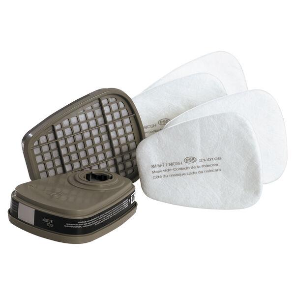3M Paint Respirator Supply Kit