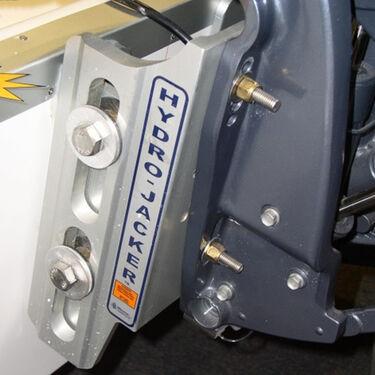 "T-H Marine Hydro-Jacker Hydraulic Jack Plate, 10"" Setback"
